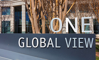 one global view