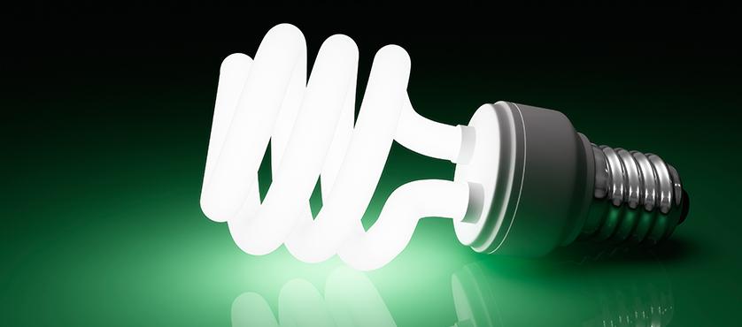 Lâmpada de alta eficiência
