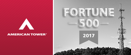 American Tower and Fortune 500